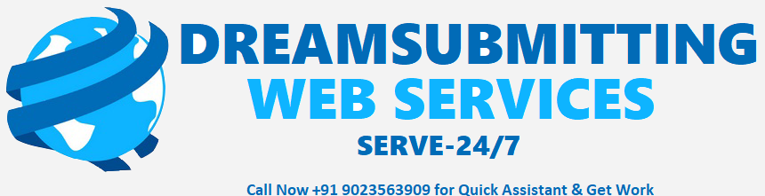 Dreamsubmitting Web Services – Serve 24/7